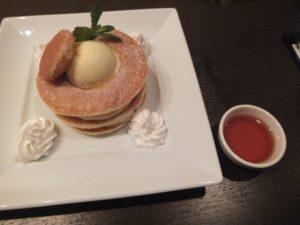 横浜パンケーキ